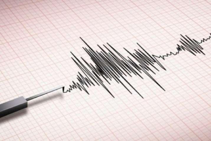 3.1 magnitude earthquake hits Arunachal's Champhai