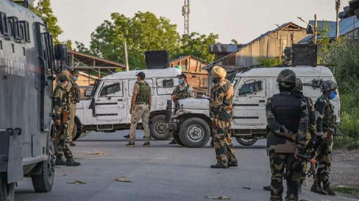 Two militant associates of LeT arrested in J&K's Bandipora
