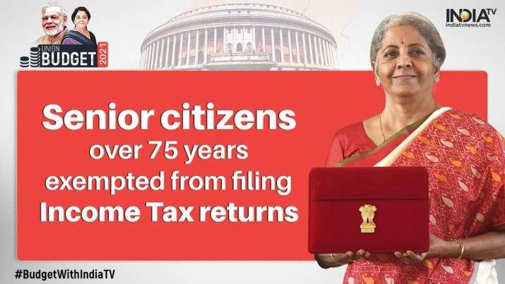 budget 2021 income tax returns