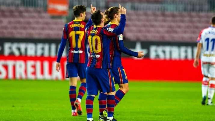 Barcelona Vs Paris Saint Germain Uefa Champions League Live Streaming How To Watch Bar Vs Psg Live Online Football News India Tv