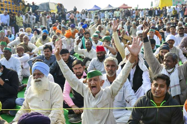 After PM Modi's invite, farmer leaders say ready for talks, ask govt to choose date
