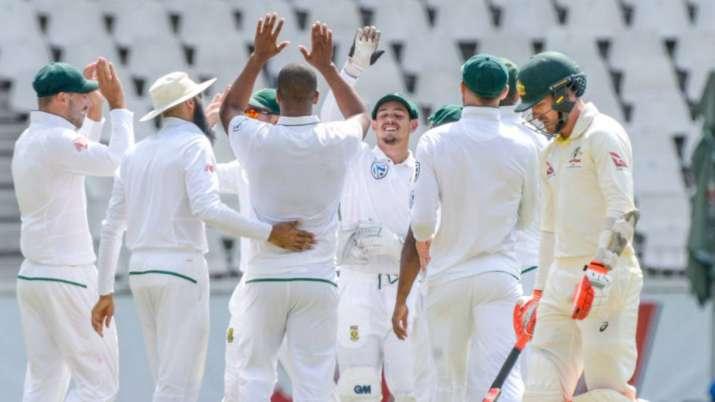South Africa australia cricket