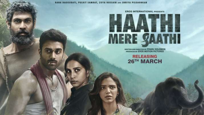 Rana Daggubati starrer 'Haathi Mere Saathi' trailer to be out on March 4