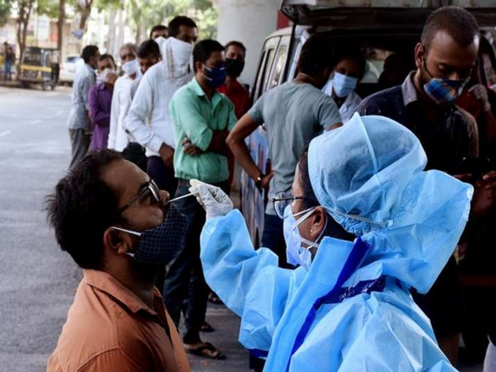 With 12,059 new COVID-19 cases, India's tally reaches 1,08,26,363