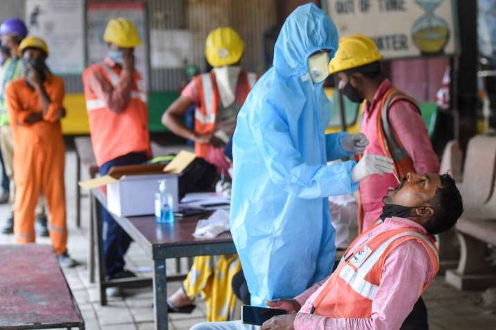 India records 16,488 new COVID-19 cases, 113 deaths in past 24 hours