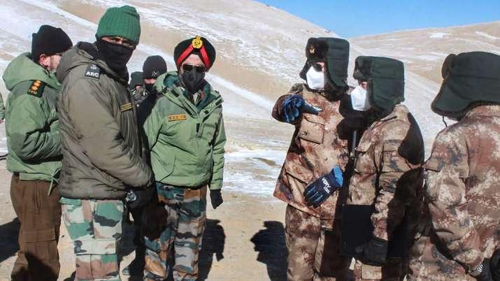galwan valley clash, india china border