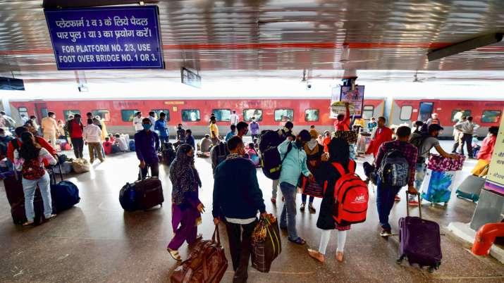 when will the train start working again,railway announcement,latest news about railways in india,rai