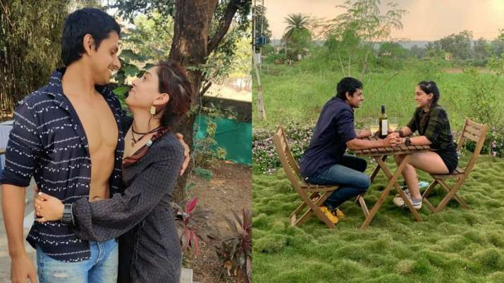 Aamir Khan's daughter Ira confirms relationship with Nupur Shikhare; shares adorable pics