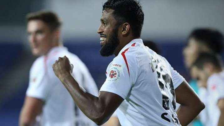 NorthEast United now need just a point from their final