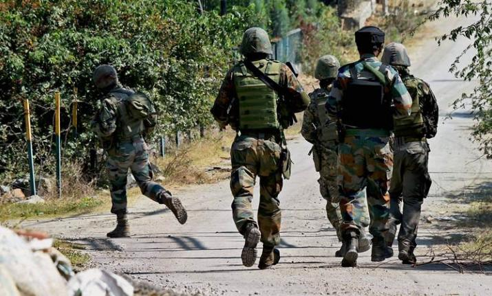 Security forces bust terrorist hideout in J&K's Anantnag, weapons recovered