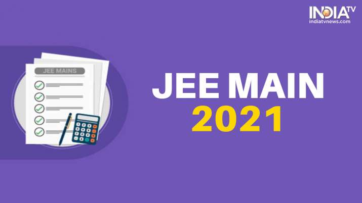 JEE main admit card 2021 for February session to be