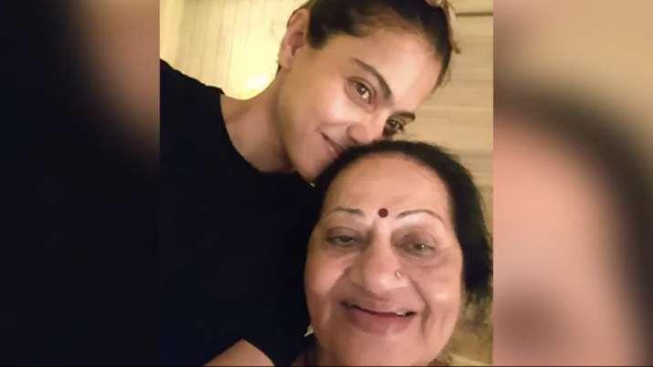 Kajol terms mother-in-law 'partner in crime' for last 22 years in sweet birthday post