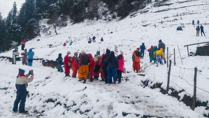 Himachal's Kalpa sees warmest February in 28 years