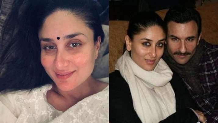 Kareena Kapoor Khan dedicates her first post to Saif Ali Khan starrer Bhoot Police