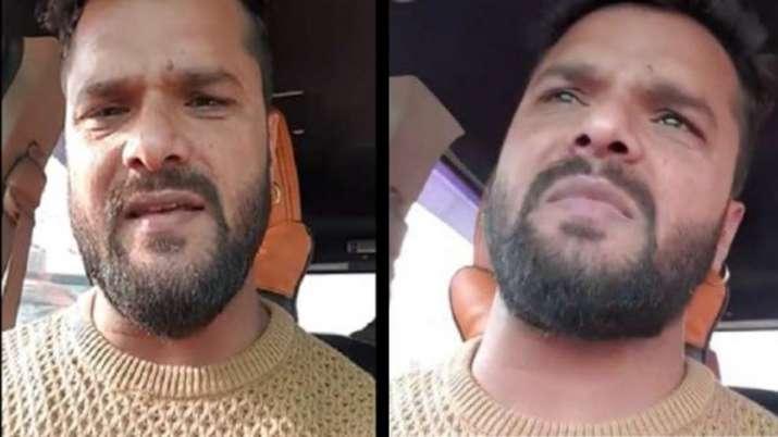 Khesari Lal Yadav upset over allegations