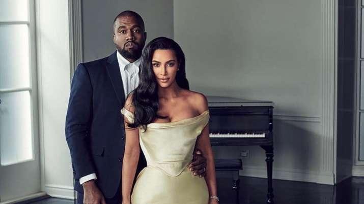 Kim Kardashian 'files to divorce' Kanye West