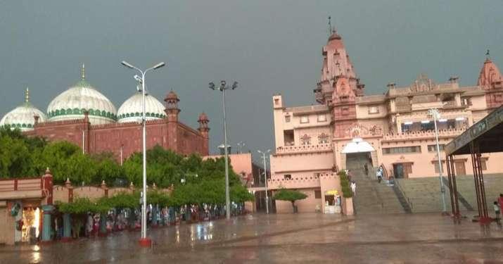 Mathura court admits two pleas seeking shifting of mosque