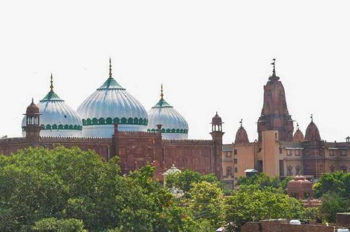 Plea for removal of Mathura's Shahi Idgah mosque: Court issues notices