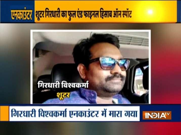 Main accused in Ajit Singh murder case killed in encounter in Uttar Pradesh