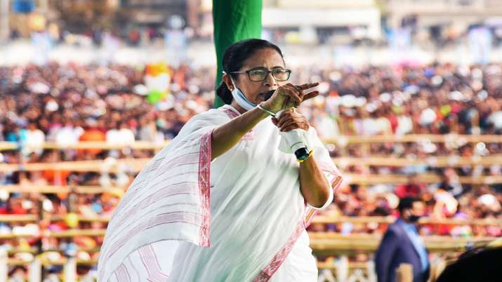TMC new slogan, Mamata Banerjee, Trinamool Congress, Bengal polls 2021