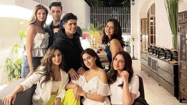 Sara Ali Khan, Karan, Kiara, Vijay Deverakonda & others
