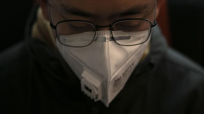 Anti-viral coating on face masks may kill coronavirus, UK study finds