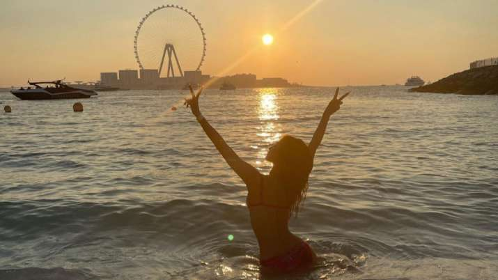 Mouni Roy sets internet on fire with her sizzling pictures. Seen yet?