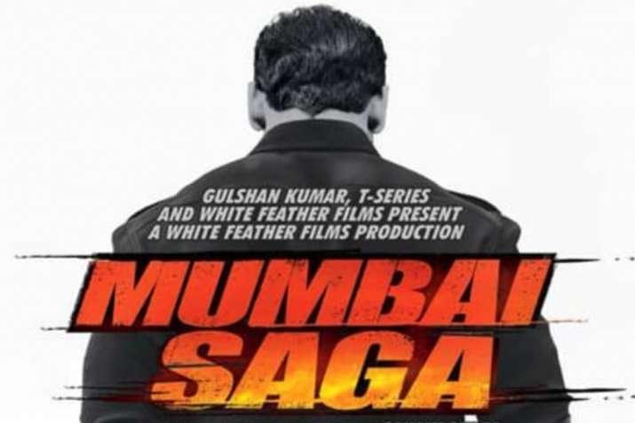 John Abraham, protagonista de Emraan Hashmi Mumbai Saga, que se estrenará en marzo;  comprobar el primer vistazo
