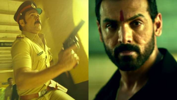 Mumbai Saga teaser: Witness John Abraham, Emraan Hashmi action-packed clash in Sanjay Gupta's crime