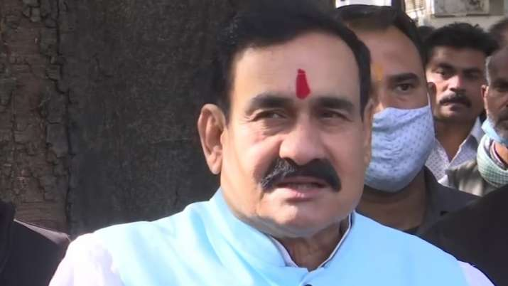 Narottam Mishra, farmers protest