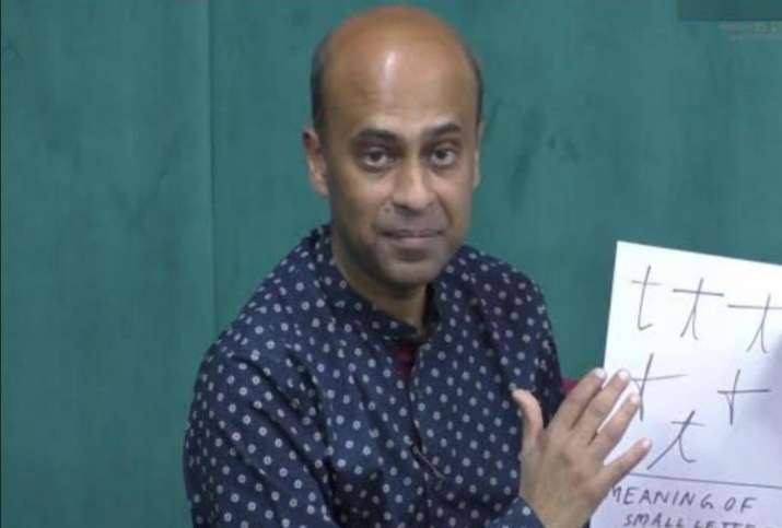 India Tv - Naveen toshniwal grapho analysis, grapho analysis, handwriting changes strokes, handwriting, grapho