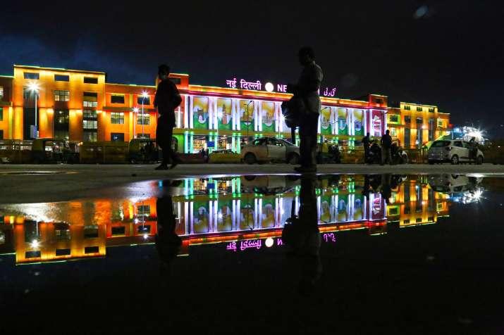 New Delhi Railway Station redevelopment