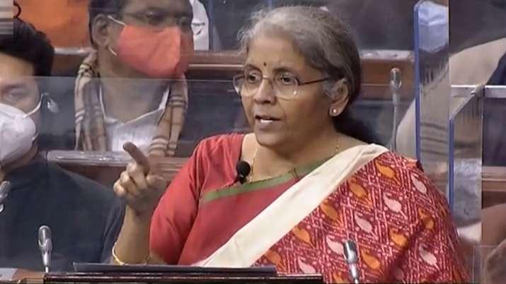 Nirmala Sitharaman, Nirmala Sitharaman damad jibe