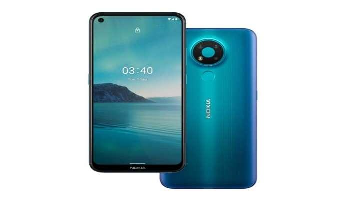 Nokia 3.4, Nokia smartphones, Nokia