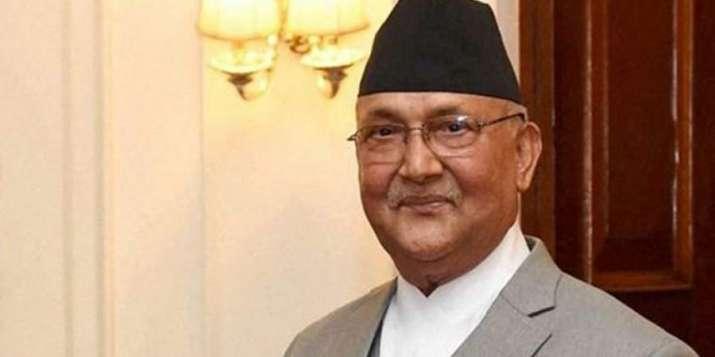 Nepal Prime Minister K P Sharma Oli