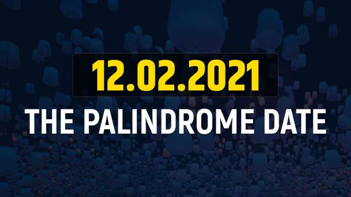 12.02.2021: Palindrome date of the year
