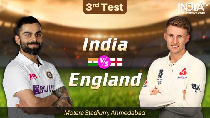 Live Streaming India vs England 3rd Test Day 1: Find full details on when and where to watch IND vs