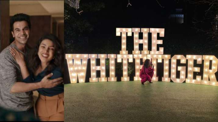 The White Tiger, Priyanka Chopra Jonas