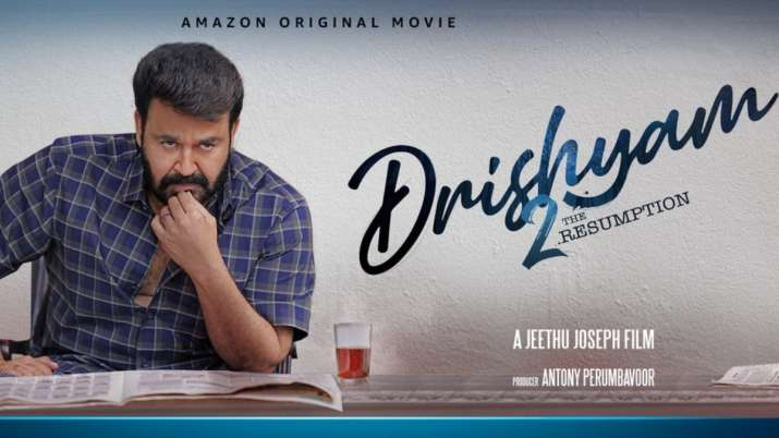 Drishyam 2 trailer releases, Mohanlal says film isn't just a  good-versus-evil crime thriller   Entertainment News – India TV