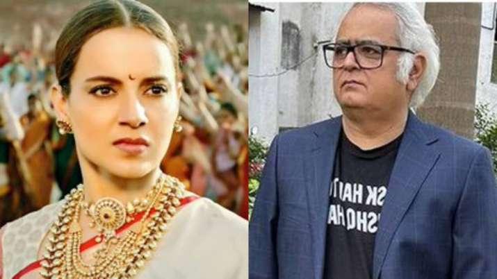 Kangana Ranaut reacts after Hansal Mehta calls Simran a mistake