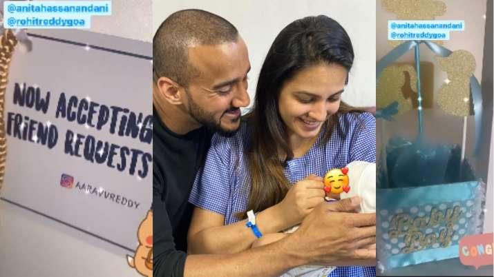 Bharti Singh, Anita Hassanandani, Rohit reddy
