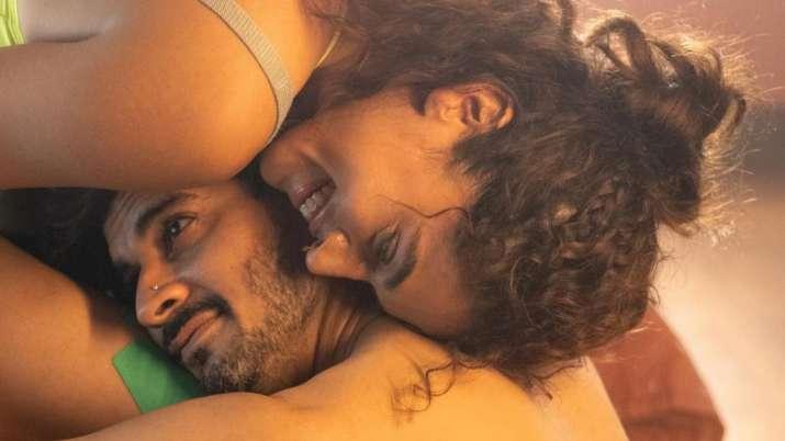 Looop Lapeta: Taapsee Pannu introduces Savi, Satya aka Tahir Raj Bhasin's 'world of fire and ice'
