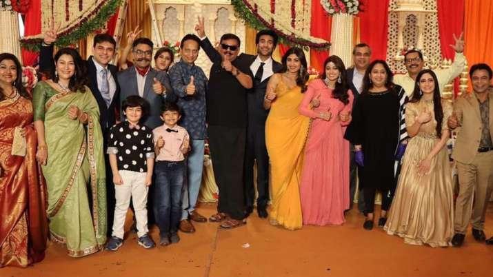 Priyadarshan, Shilpa Shetty, Paresh Rawal, Hungama 2