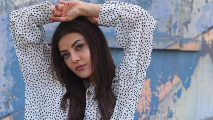 Kajal Aggarwal talks about being diagnosed with asthma at 5