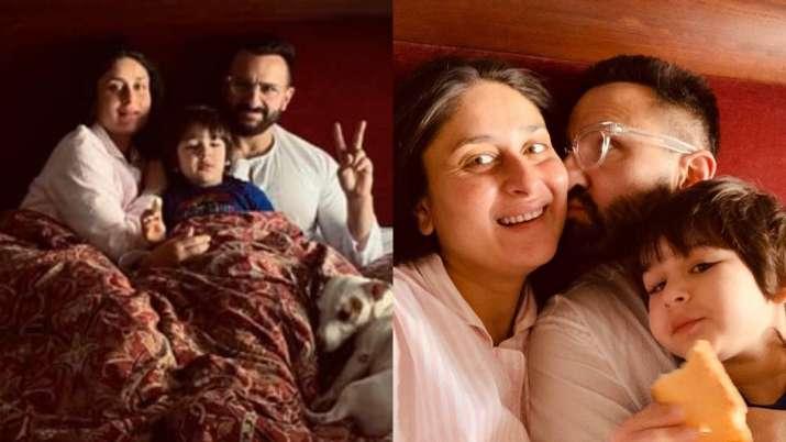 Kareena Kapoor Khan, Saif Ali Khan welcome baby boy! Netizens pour in wishes