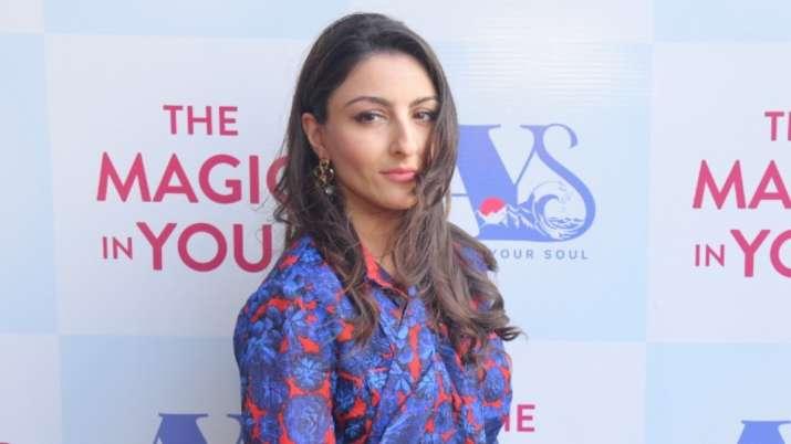 Soha Ali Khan shares a magical mantra: Never lie to your husband