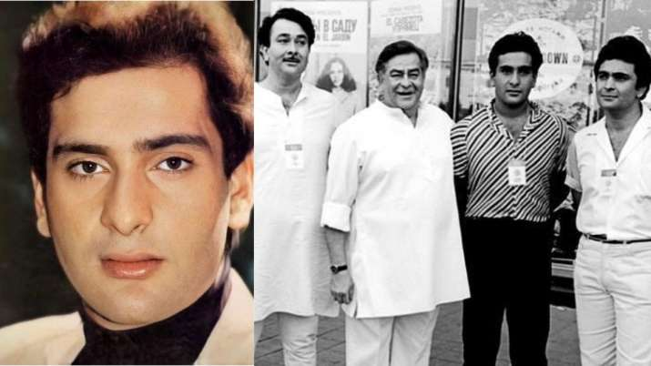 Kareena Kapoor, Akshay Kumar, Riddhima Sahani, Boney Kapoor, Rajiv Kapoor
