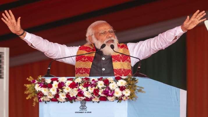 India Tv - PM Modi, Narendra Modi, Tamil Nadu, Kerala