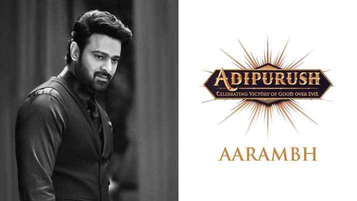 Adipurush: Prabhas, Saif Ali Khan starrer goes on floors