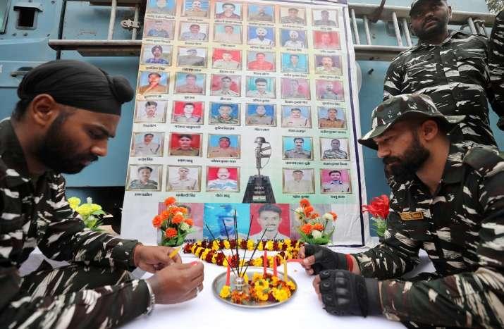 India Tv - pulwama attack